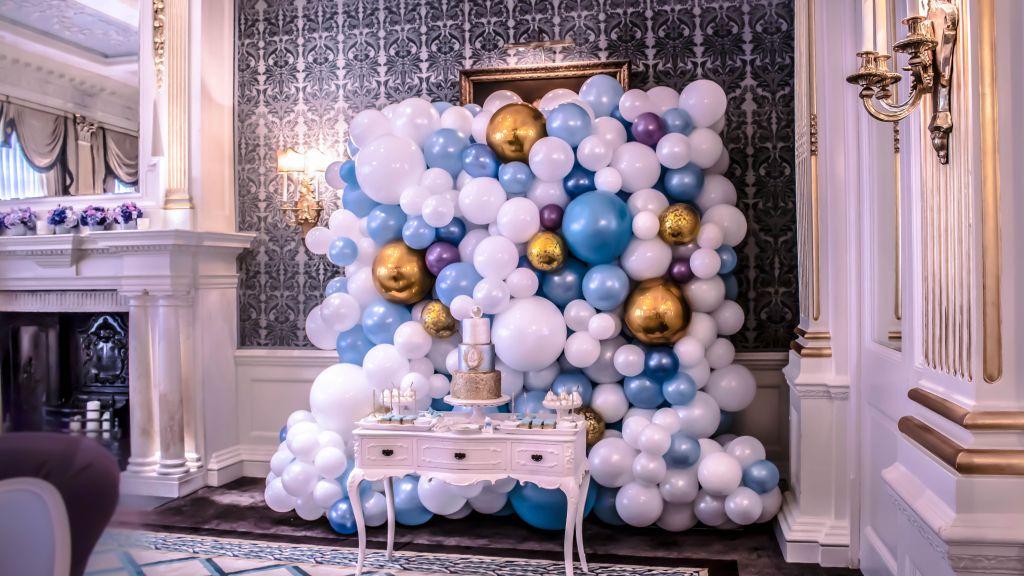Claridges Hotel London Baby Shower