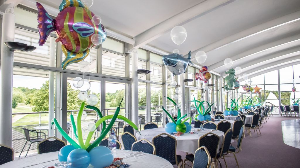 under the sea balloons