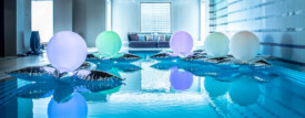 Swimming pool Balloons